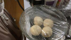 無印良品のフライパンで作るナンを作ってみた