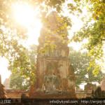 カンボジアのシェムリアップ観光とタイのバンコク観光旅行記(タイ編)